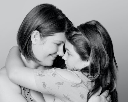 Vibrance Studio & Mother and daughter