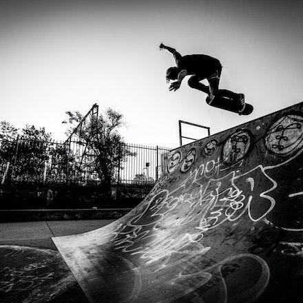 Katoomba Skate Park I