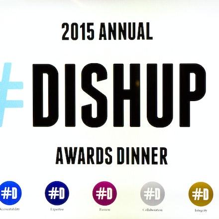 Dish Up Awards - 2015
