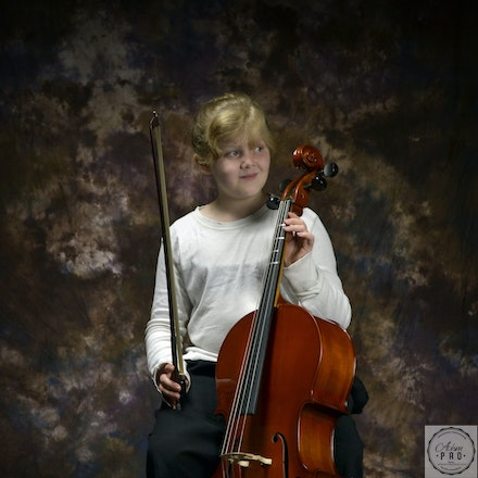 Grace & Her Cello 4