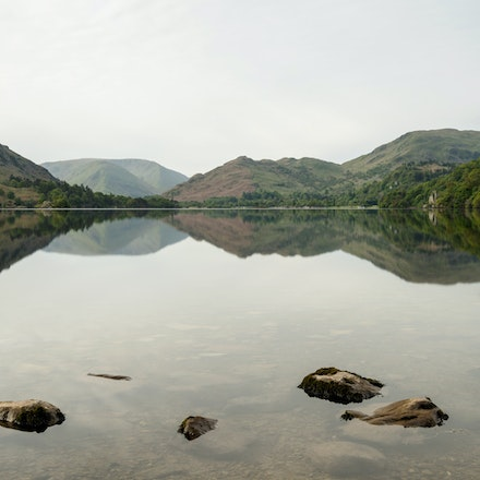 All calm at Ullswater